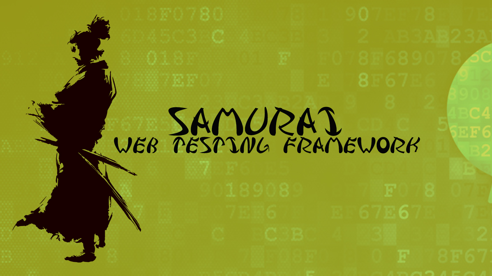 Samurai Web Testing Framework -  A Virtual Machine Focused on Web Application Testing