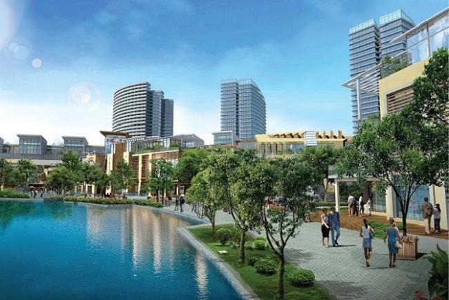 giới thiệu khu đô thị gamuda lakes