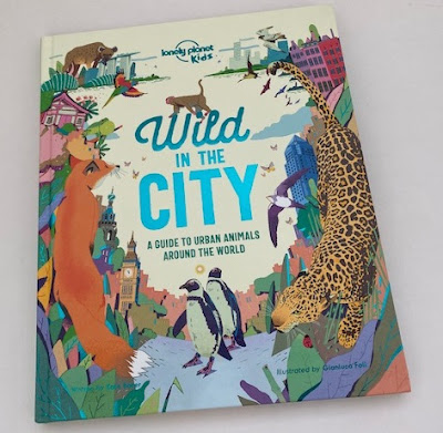 Wild in the City from Lonely Planet Kids