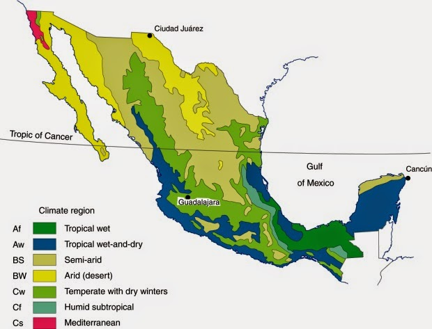The Physical Geography Of Jalisco, novembre 2014-6837