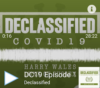 Duke of Sussex's comments taken out of context by UK media about his Covid-19 comments made during a Declassified Podcast