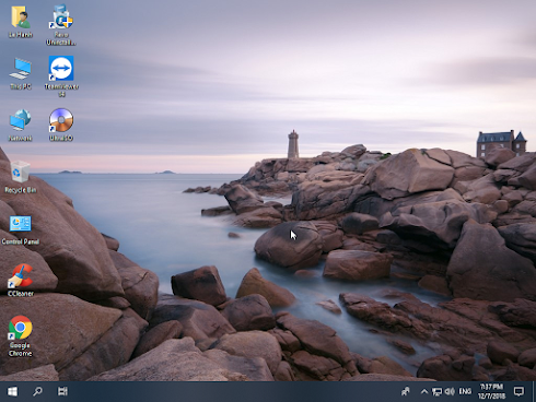 Bộ cài Windows 10 Enterprise LTSC 2019, Version 1809, OS Build 17763.168 (64-bit)