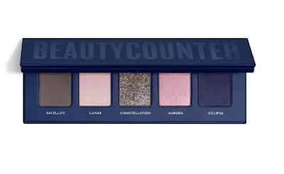beautycounter starlight palette
