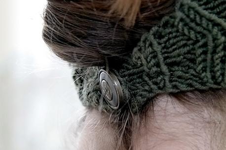 Calorimetry – Stirnband stricken (Anleitung)