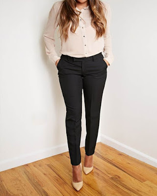 outfit casual para entrevista de trabajo