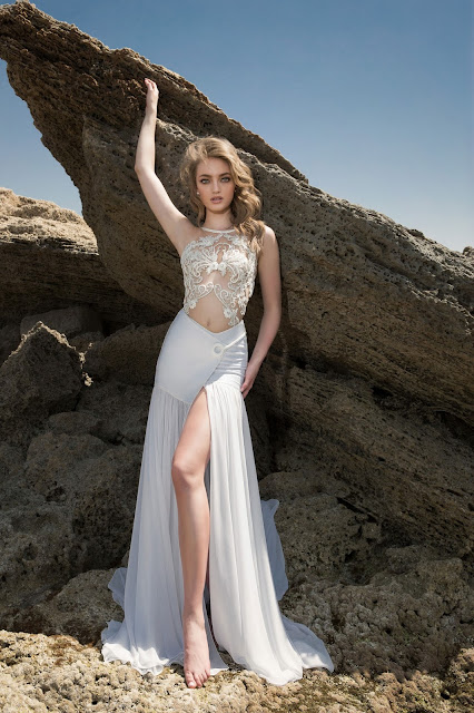 K'Mich Weddings - wedding dress - Dany Mizrachi