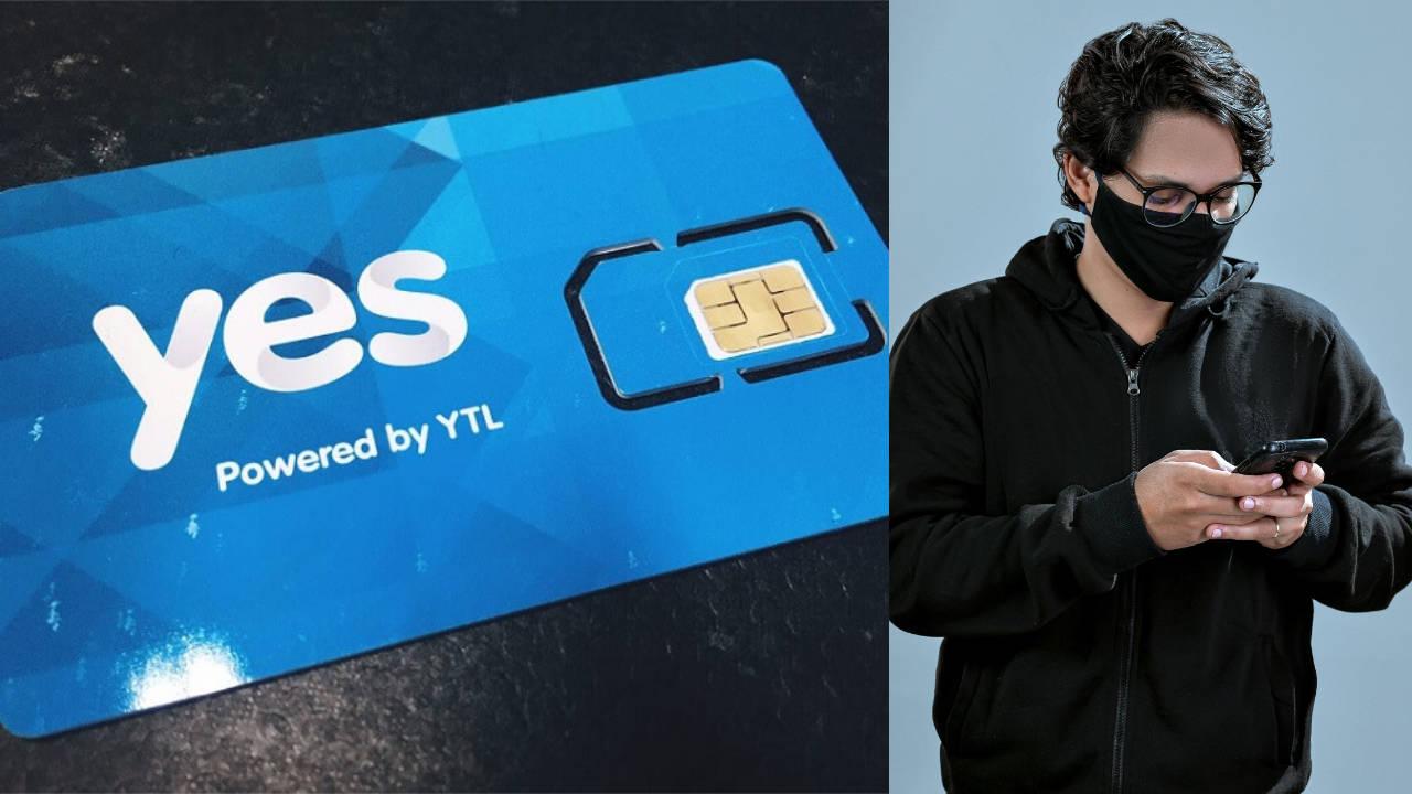 Senarai Peranti Telefon Pintar Yang Menyokong SIM Card YES 4G