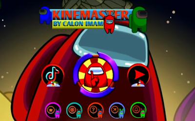 Download Kinemaster Mod Among Us