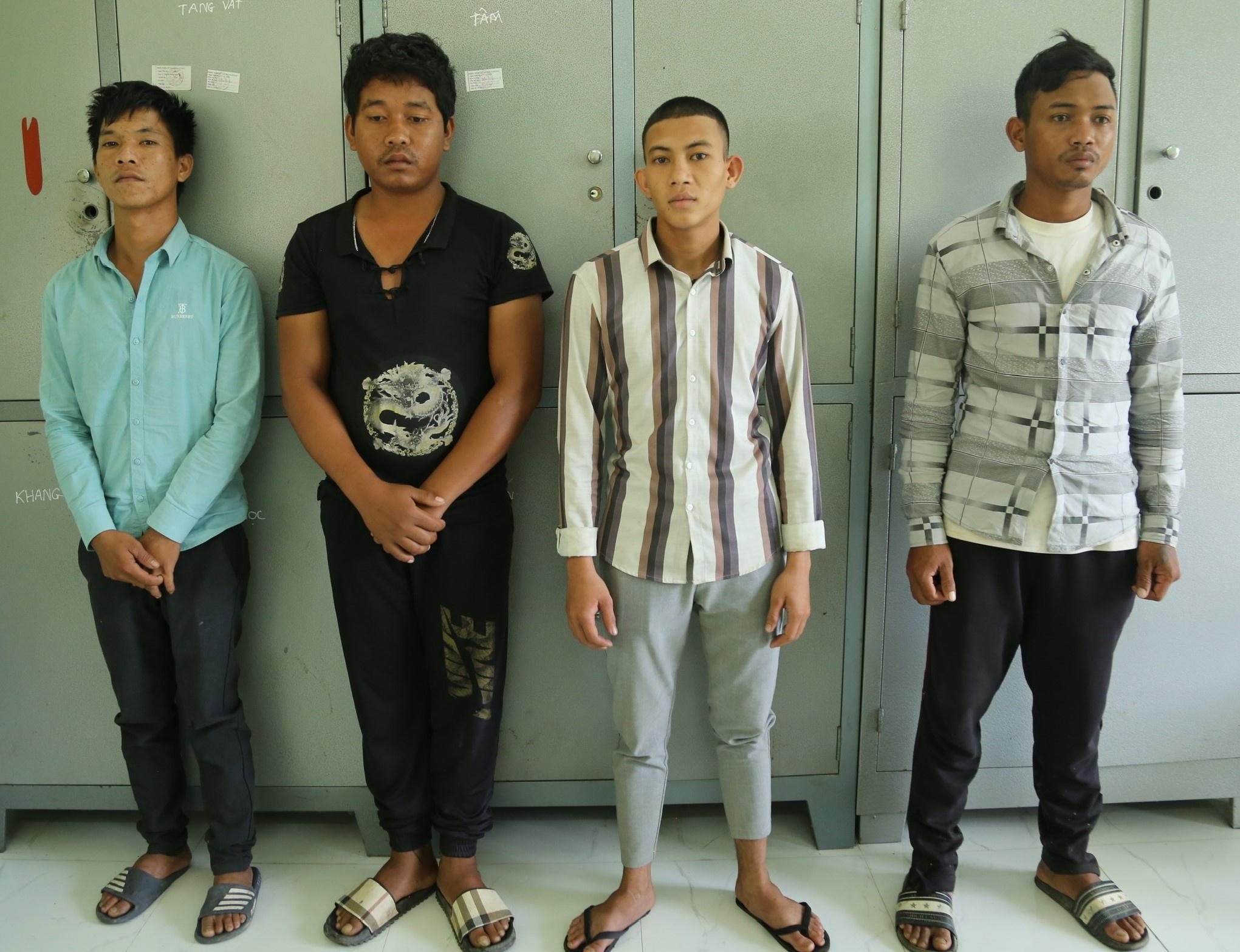 Ninh Sơn: Tạm giữ 4 đối tượng chống người thi hành công vụ