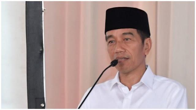 Pidato di Hari Jadi PSI, Presiden Jokowi kembali Sebut Istilah 'Politik Genderuwo'
