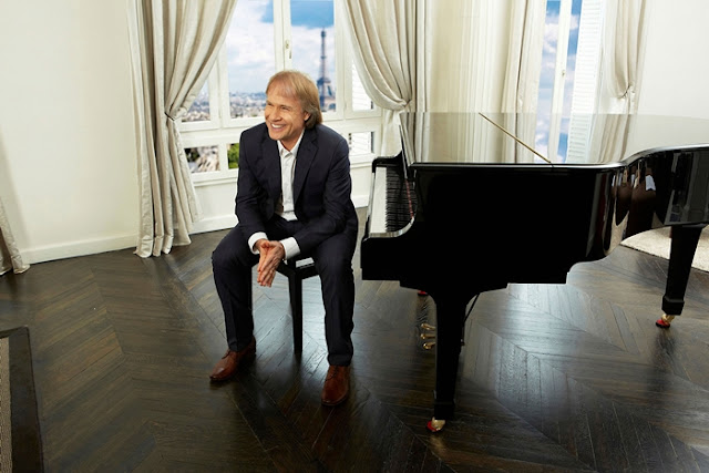 Richard Clayderman, Malaysia, 40th Anniversary Concert