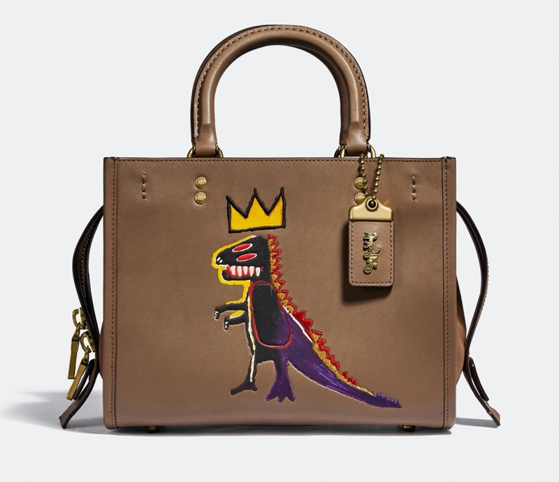 Coach x Jean-Michel Basquiat Rogue 25 Bag
