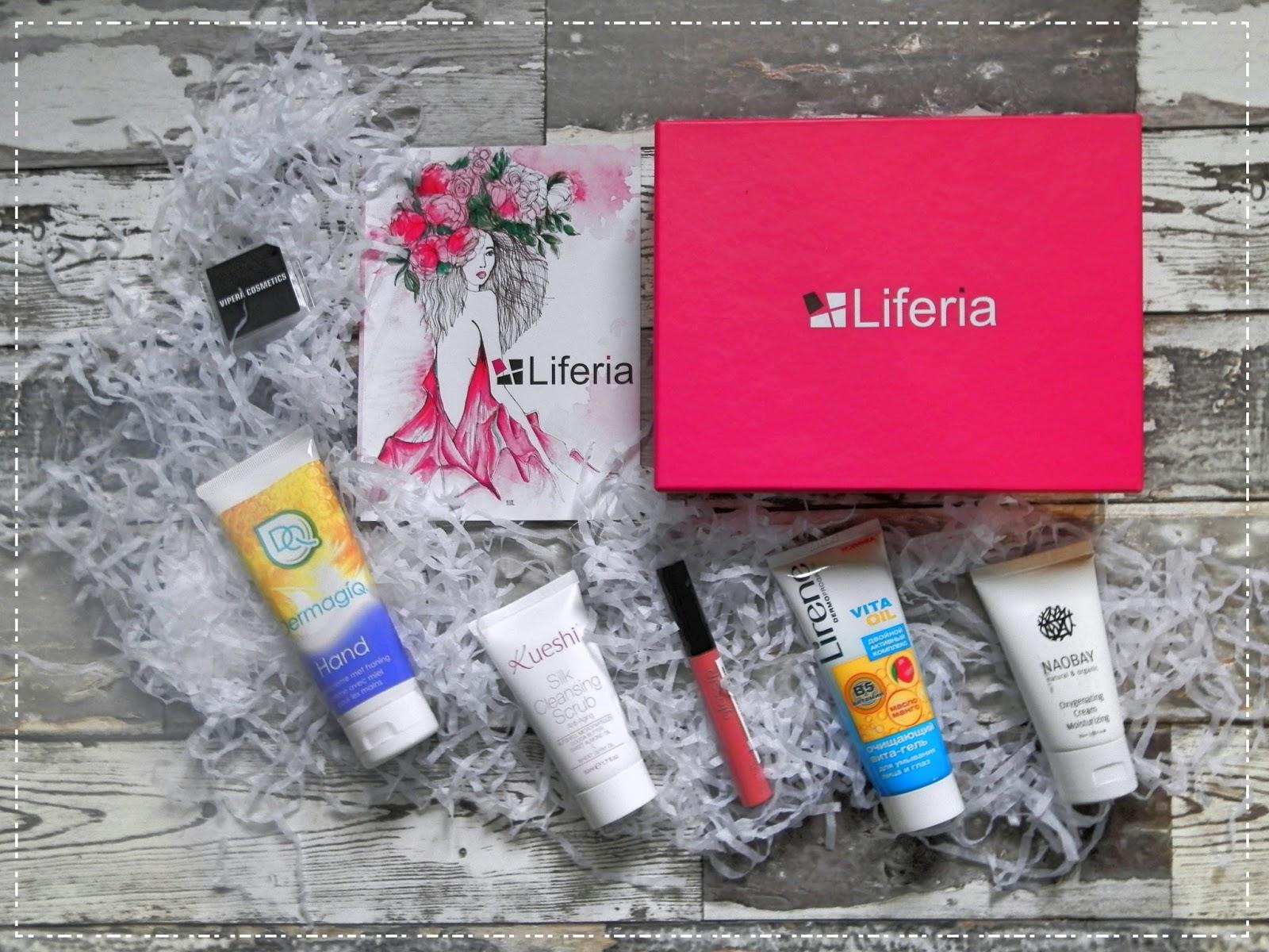 Liferia - Czy różowe pudełko zawojuje Polskę?