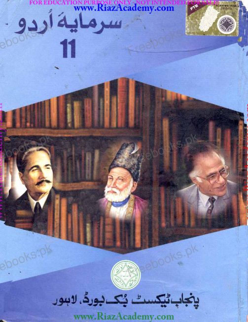 Punjab Textbook Board Books 11Th Class   Asdela