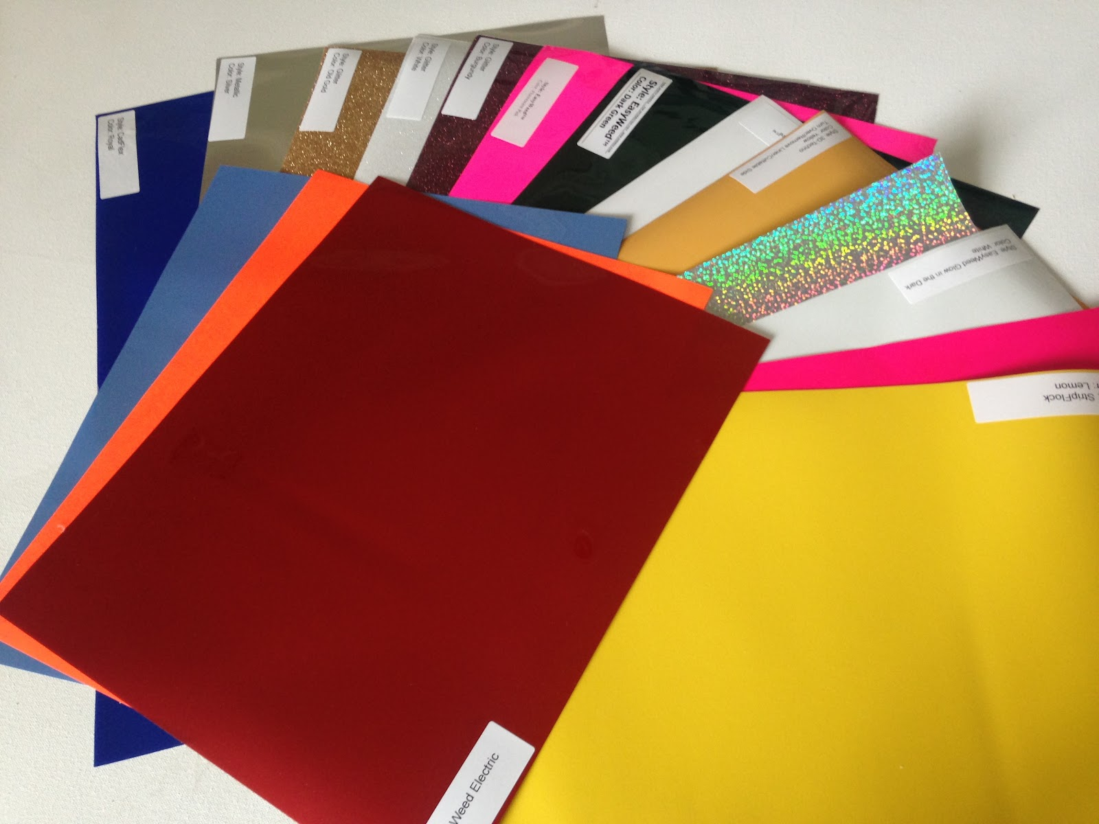 Heat Transfer Vinyl Temperature And Time Settings At Your