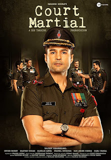 Download Court Martial (2020) Hindi Movie 720p HDRip