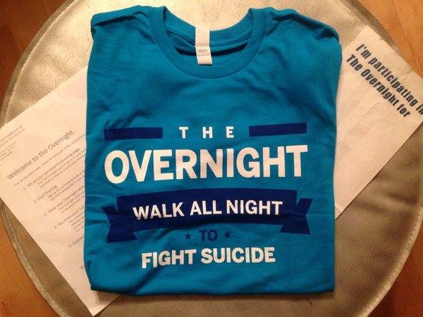 Camiseta da The Overnight