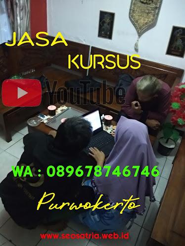 Jasa Kursus Seo Youtube Purwokerto