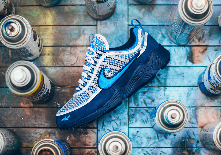 7597b7ec3 One of the most heralded collaborative partners in sneakers is none other  than NYC-based graffiti artist Stash and Beaverton-based Nike.