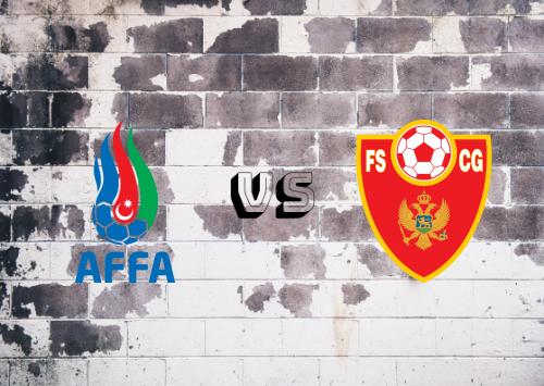 Azerbaiyán vs Montenegro  Resumen
