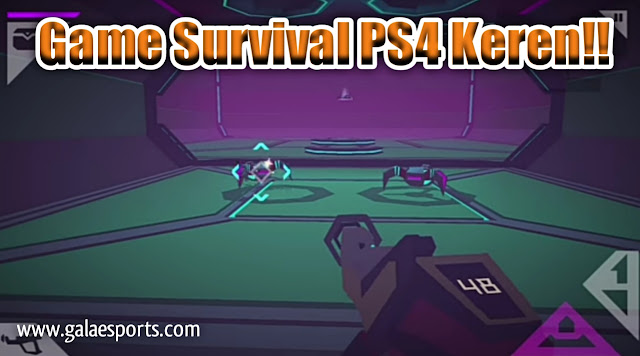 Game Android Morphite Survival PS4 Grafik Keren!