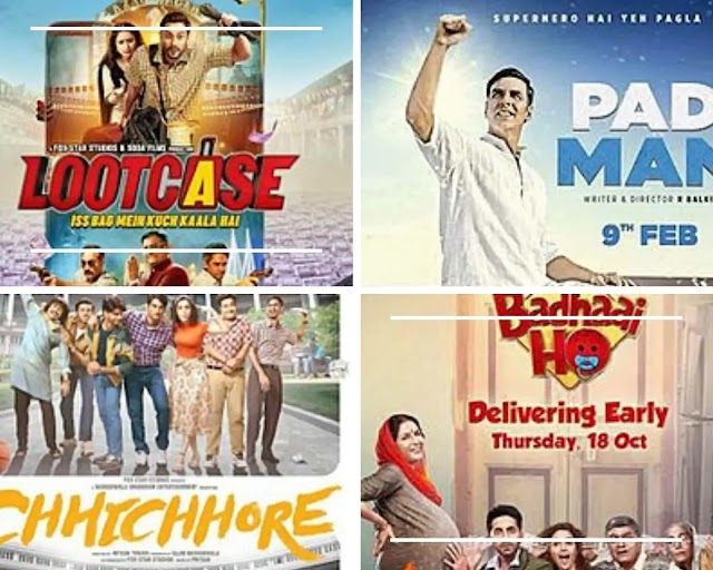 Top 15 Recent Best Bollywood Comedy Movies