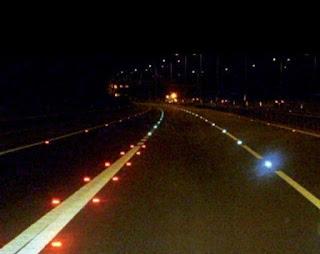 Night Scene at Highway