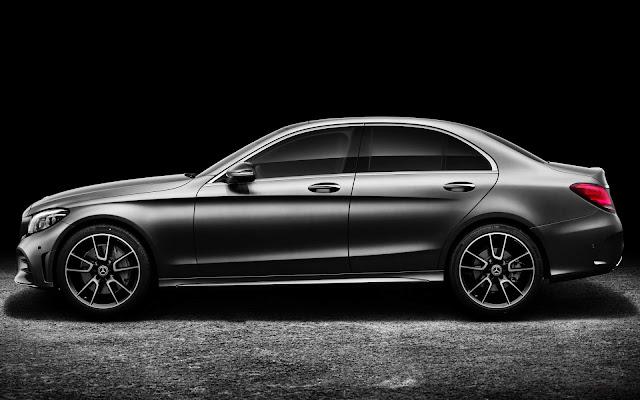 Novo Mercedes-Benz Classe C 2019