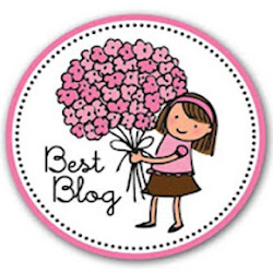 Mi 4º premio, The Best Blog