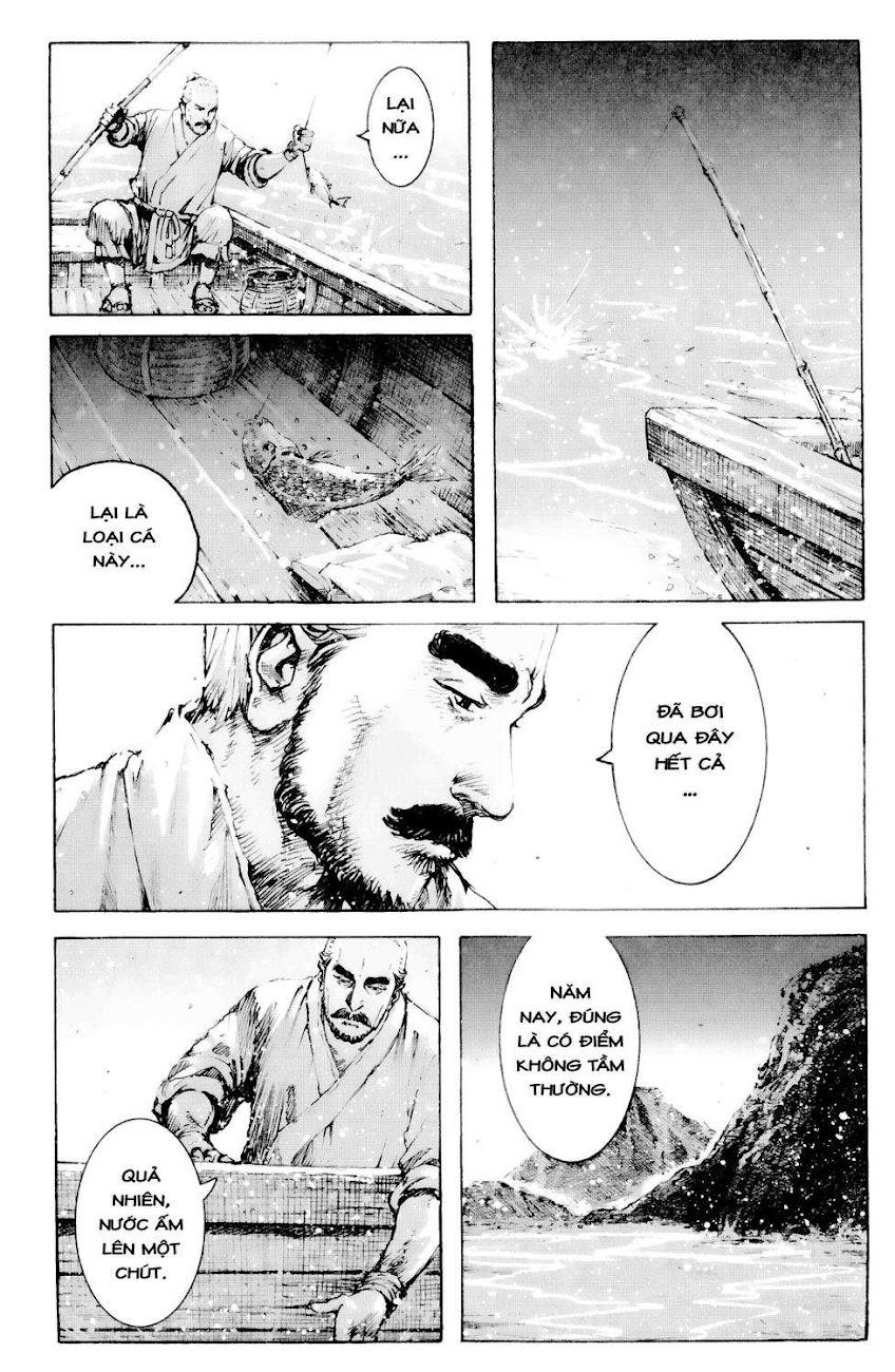 Hỏa phụng liêu nguyên Chương 403: Đệ nhất quân sư [Remake] trang 5