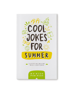 Little Book Big Laughs - Cool Jokes for Summer