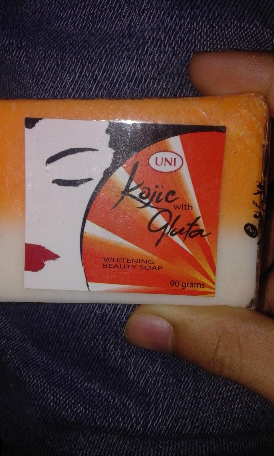 Kojic with Gluta Lightening Soap Review 2016 - Cyrus Arnaiz