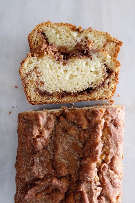 slices of cinnamon bread