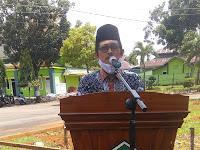Doa Peletakan Batu Pertama Masjid Asrama Haji Bengkulu