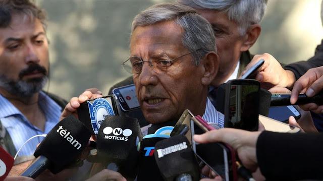 """Murió el intendente de Neuquén, Horacio """"Pechi"""" Quiroga, a los 65 años"""