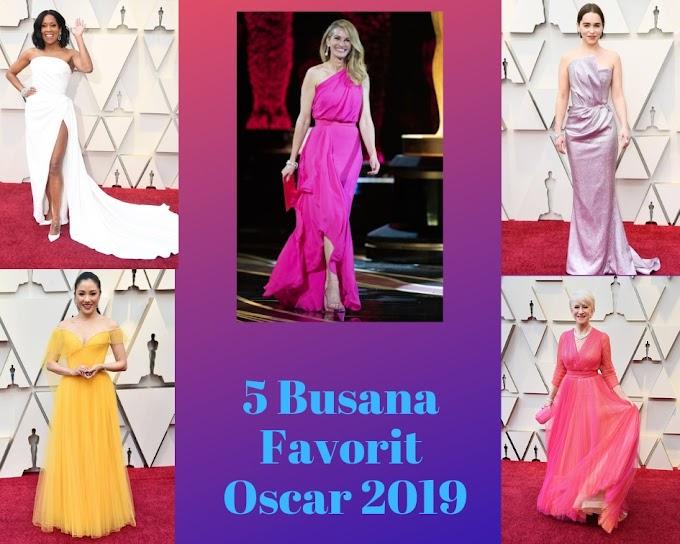 5 Busana Favorit Oscar 2019