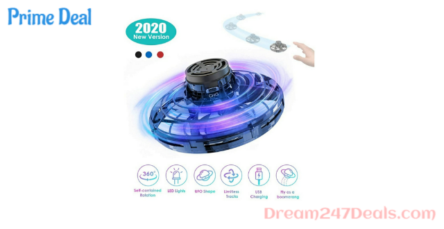 40% OFF 2020 UFO Drone Flying Toy