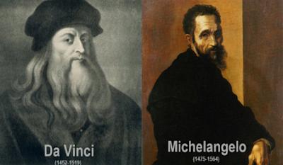 Resumo de Leonardo Da Vinci