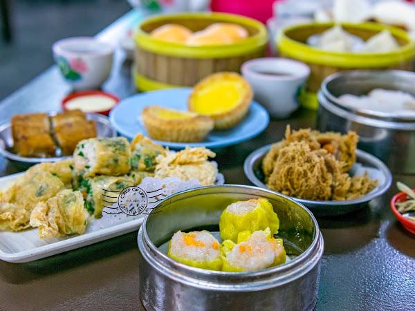 Top 10 Dim Sum in Penang