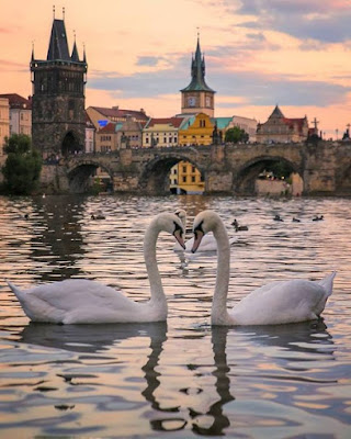 Прага и Любовь