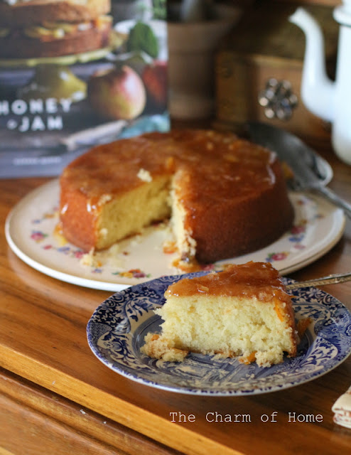 Orange Marmalade Cake:The Charm of Home
