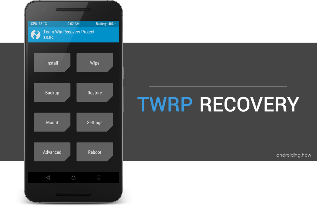 Recovery]TWRP 3 1 0 For Redmi 3s/Prime/X ( Land