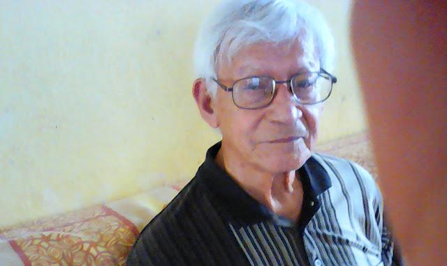 Falleció el pintor Manuel Lizama, a los 90 años de edad