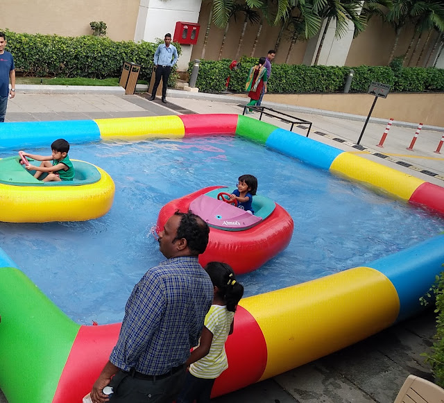 Inorbit Mall Whitefield Celebrating its 4th Anniversary Circus Carnival' theme