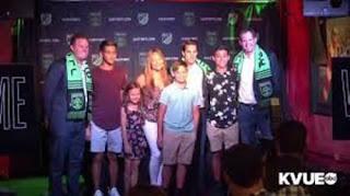 Josh Wolf Family