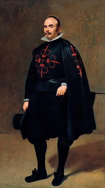 Диего Веласкес - Портрет Педро де Барберана (1632)