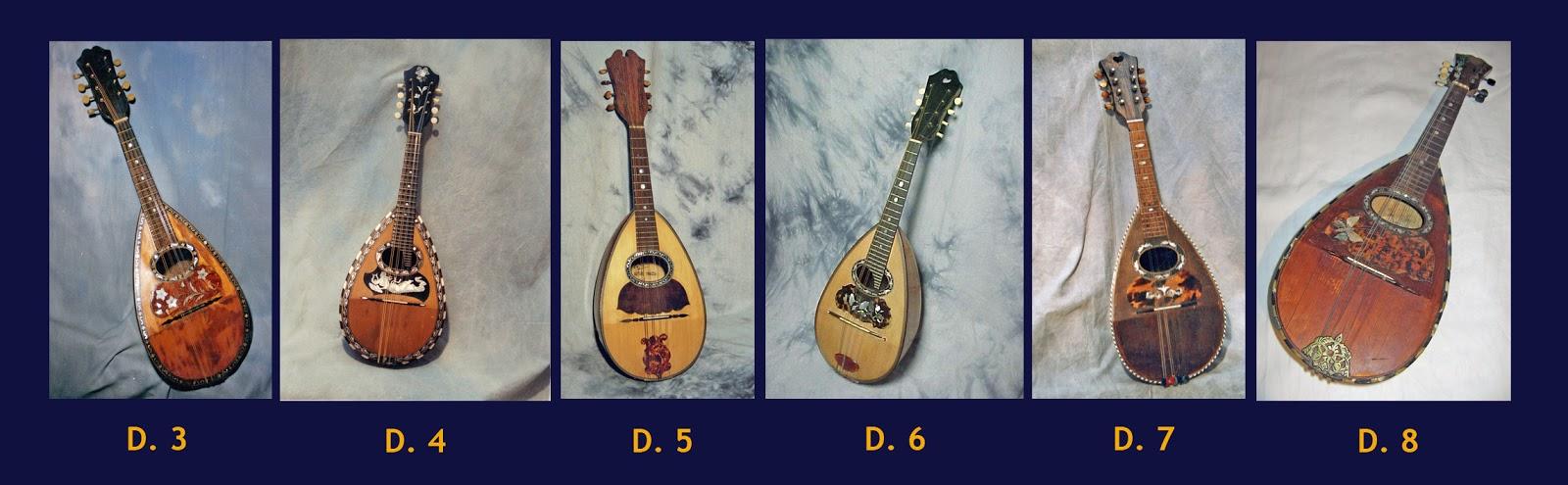 mandolino datazione pregare in un rapporto di datazione