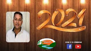 Mensagem de ano novo do Vereador Danilo