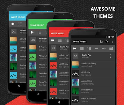 Wave Music Player Premium APK v2.007 Terbaru