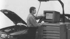 استخدام الفحص بالكمبيوتر لفحص منظومة الشحن